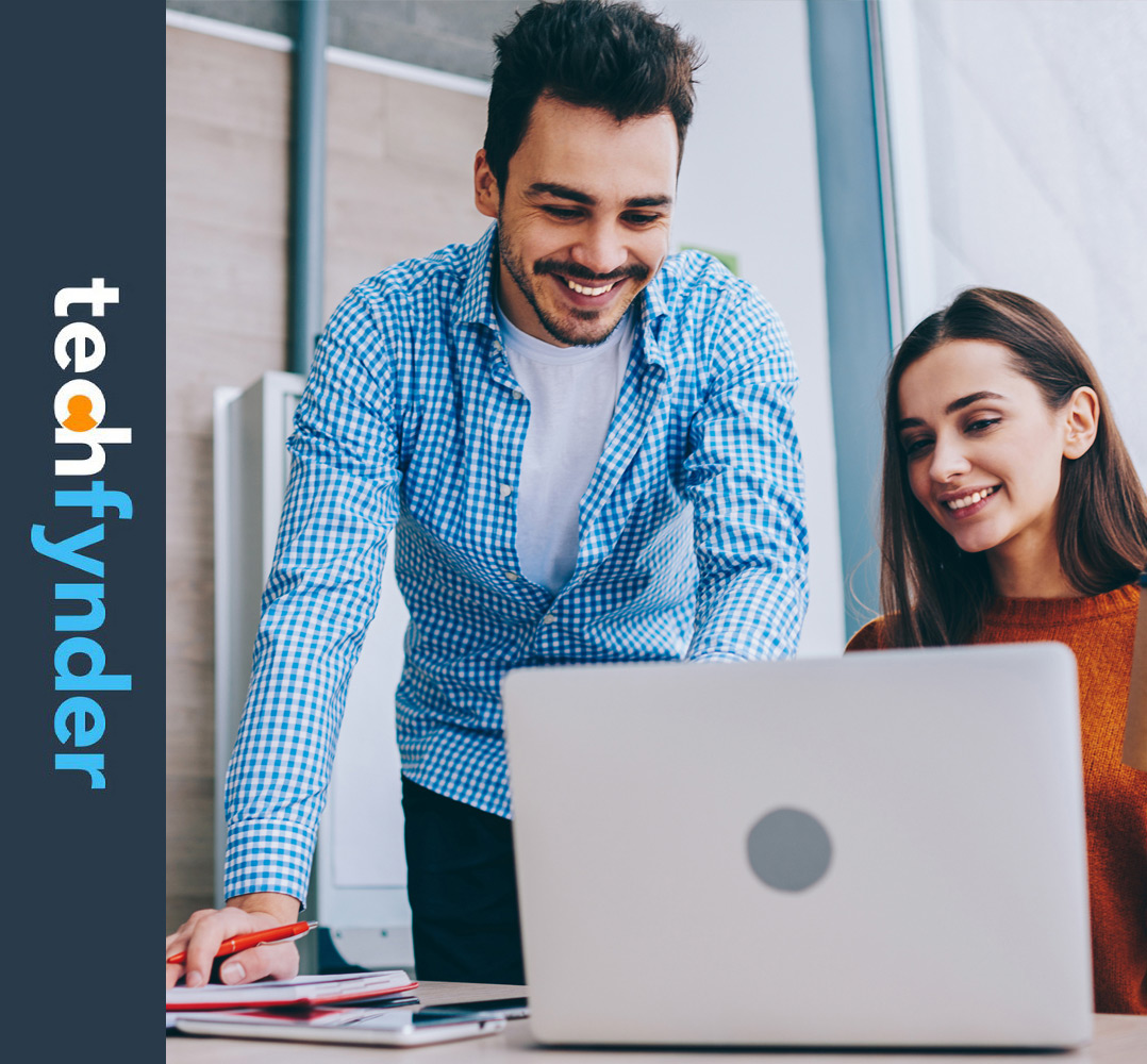 Let Techfynder find the jobs for you